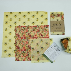 Bumble Wrap Assorted Kitchen Pack Bee