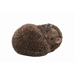 Sculpture Spike Hedgehog Resting