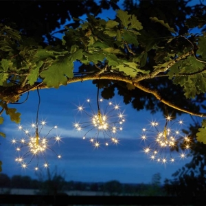 Solar Starburst String Light