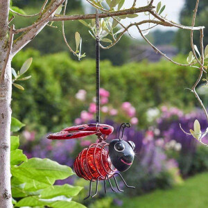 Solar Bug Light Ladybird