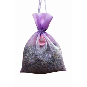 Lavender Filled Organza Lilac Bag