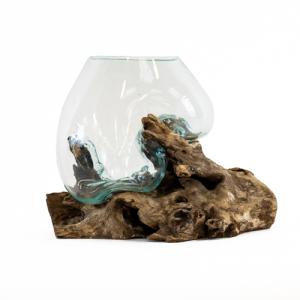 Fossil Tree Bowl L