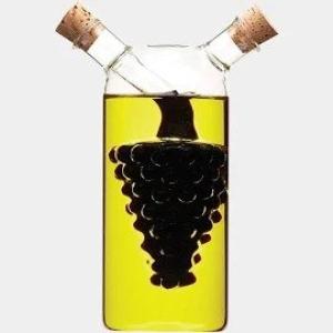 Oil And Vinegar Bottle Glass
