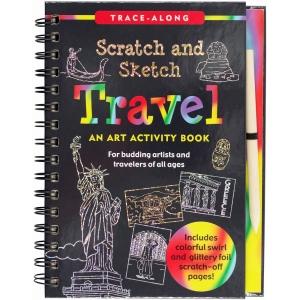 Scratch + Sketch Travel