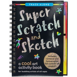 Scratch + Sketch Super