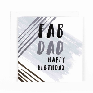 Hotchpotch Luxe Happy Birthday Dad