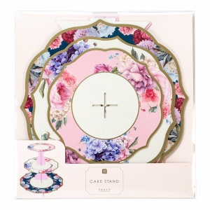 Truly Scrumptious Reversible Cakestand