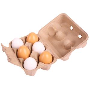 6 Eggs In Carton