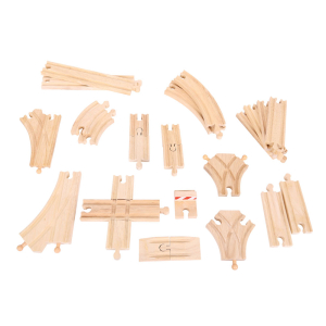 Bigjigs Rail 25Pc Train Expansion Pack