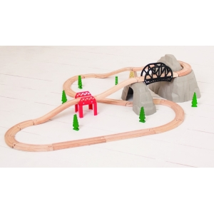 Train Hill Rail And S Hill