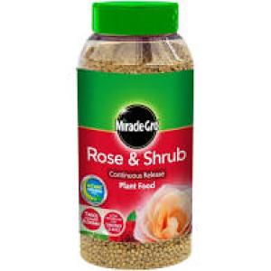 Miracle Gro Continuous Release Rose 1kg