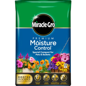 Miracle Gro Moisture Control Compost 40L