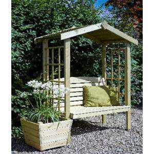 Natures Winster Arbour Seat