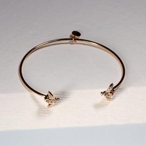 Gold Bee Bracelet