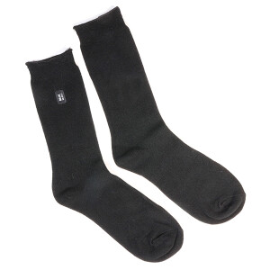 Men's Single Lite Heat Holder Socks Black