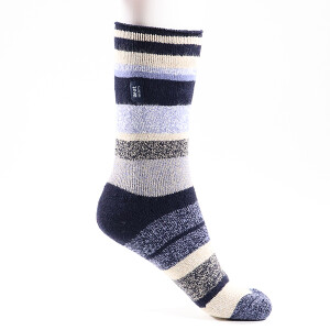Ladies Heat Holder Lite Socks Denim