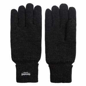 Men's Knitted Thinsulate Glove Charcoal