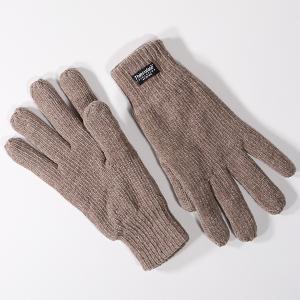 Ladies Chenille Thinsulate Glove Mink