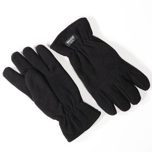 Men's Microfleece Thinsulate Glove Black