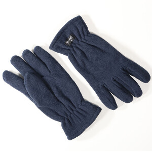 Men's Microfleece Thinsulate Glove Navy