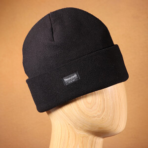 Men's Microfleece Thinsulate Hat Black