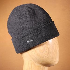 Men's Microfleece Thinsulate Hat Charcoal