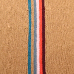 Men's Scarf With Fine Stripe Detail Rochelle Multi
