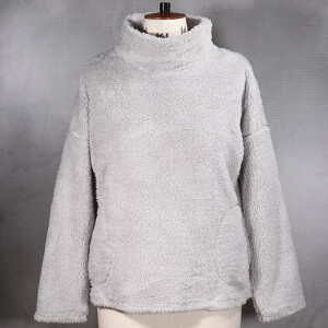 Loungewear Snuggle Top Grey