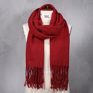Ladies Soft Touch Scarf Rust