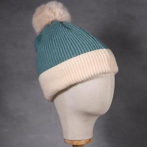 Ladies Sophia Beanie Hat Teal