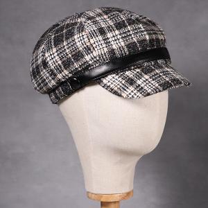 Ladies Baker Boy Hat Check