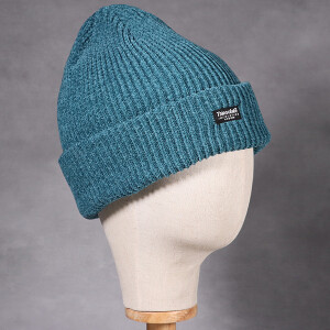 Ladies Chenille Thinsulate Hat Teal