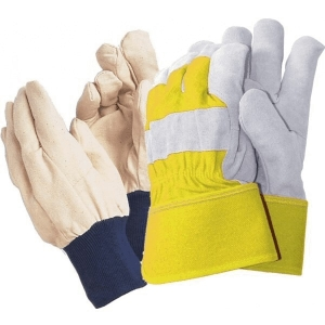 Town & Country Mens Twin Pack Rigger Gloves