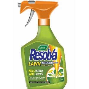 Resolva Lawn Weedkiller Extra 1L