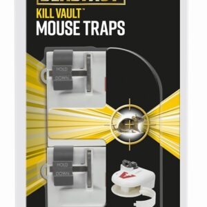 Deadfast Kill Vault Mouse Twin Pack