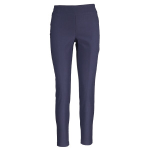 Bengaline Figure Sculpting Trouser Navy