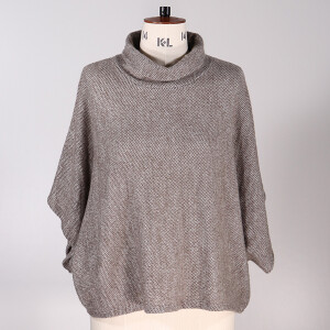 Jumper Cowl Neck Mocha