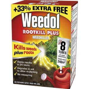 Weedol Rootkill Plus 6 pack +33% Extra Free