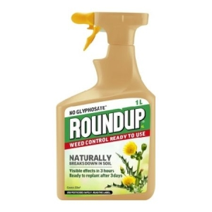 Roundup Natural Ready to Use 1 Litre