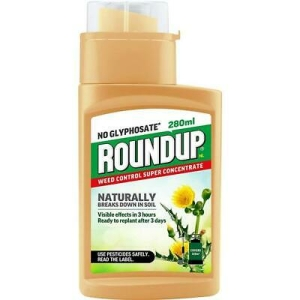 Roundup Natural Concentrate 280ml