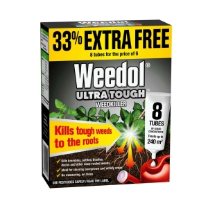 Weedol Ultra Tough 6 pack +33% Extra Free