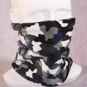 Childrens Neck Warmer Camouflage