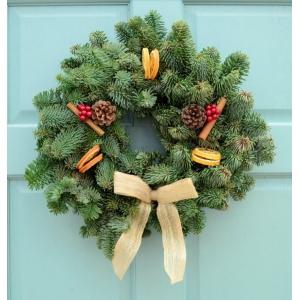 Natural Wreath 10″