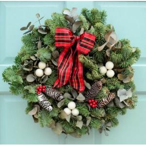 New Age Highland Wreath 10″