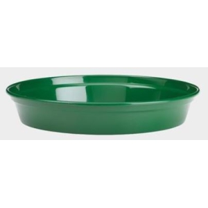 Flower Pot Saucers Green 10″