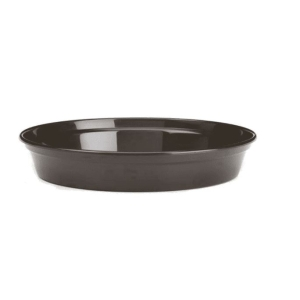 Flower Pot Saucers Black 10″