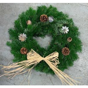 Forest Wreath 10″
