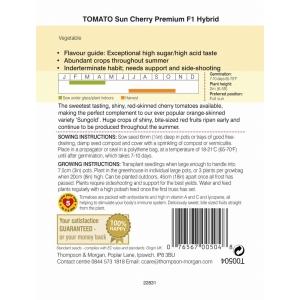 Tomato Suncherry Premium F1 Hybrid