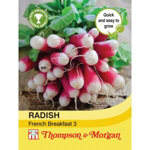 Radish French Breakfast 3