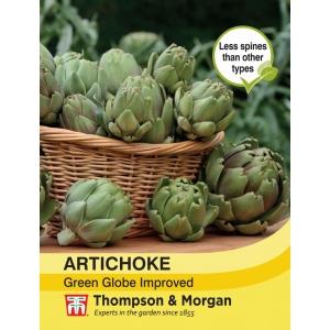 Artichoke Green Globe